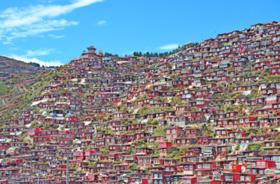 【大美色达】佛国色达+四姑娘山双桥沟+丹巴藏寨;入住丹巴藏寨,寻找中国最美乡村