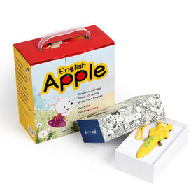 English APPLE(10本套装)苹果英语