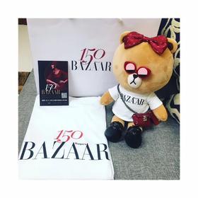 破界·BAZAAR150周年艺术巡展  官方纪念T恤