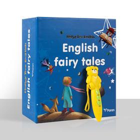 Happy Tree English English fairy tales(10本童话故事)