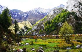 川北高原的无人区七藏沟徒步穿越7日之旅