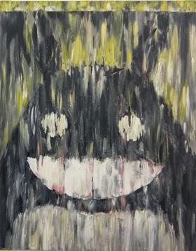 梅森作品《画面之一》/ 140x110cm /  2011