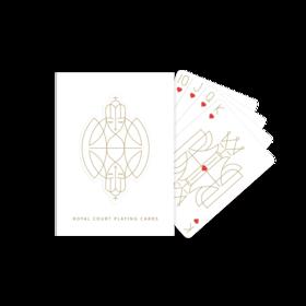 宫廷扑克牌