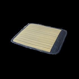 日式茶禅道蔺草坐垫