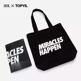 TOPYS MINDSTORE未知商店 整套书和帆布包