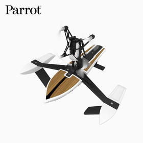 法国派诺特 Parrot hydrofoil 水翼艇 水空两用 水上无人机可拆卸