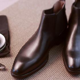 正便皆宜单切尔西靴(方/圆头,多色)