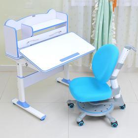 护眼博士  Y808写字桌 手摇升降儿童学习桌