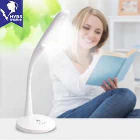护眼博士  TD-K01B台灯  儿童学习语音对话led台灯 智能语音台灯 触摸调光