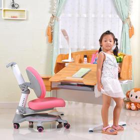 护眼博士  Y1200实木写字桌 手摇升降儿童学习桌