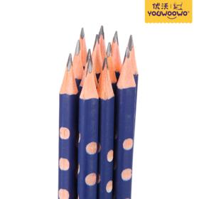 Groove slim 细杆洞洞2B书写铅笔12支纸盒装