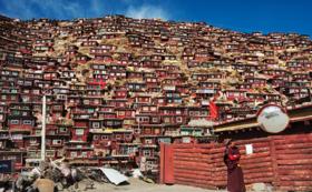佛国色达、四姑娘山、毕棚沟、丹巴藏寨—色彩盛宴之摄影大道7日之旅