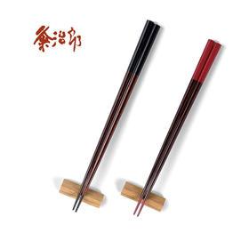 【悠闲岁月】粂治郎日本越前漆器 夫妻筷对筷