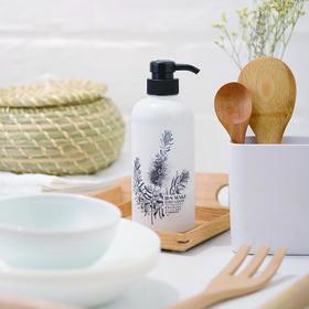 猿始人-天然茶树/甜橙精油洗碗液 500ml