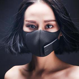二代咘噜升级男女智能口罩冬季防雾霾PM2.5甲醛主动送风N95时尚潮