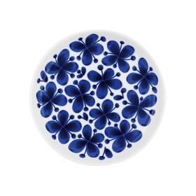 瑞典【Rorstrand】Amie 蓝色经典 陶瓷盘 18cm