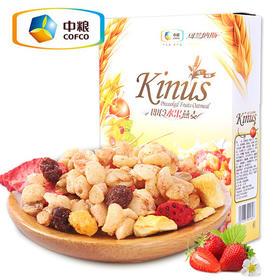 可兰纳斯kinus即食水果燕麦片