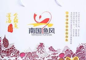 【南海网微商城】南国渔风深海金鲳鱼 6条礼盒装(430g-480g/条)