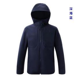 【防风加厚】防卫者秋冬加厚防风保暖软壳战术冲锋衣