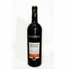 意大利贝拉西西里干红葡萄酒,意大利进口酒