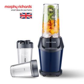 MORPHY RICHARDS 英国摩飞 MR1029 小型家用辅食破壁机 六大功能 料理机