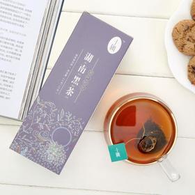 中粮小庸湖南黑茶三角包袋泡茶