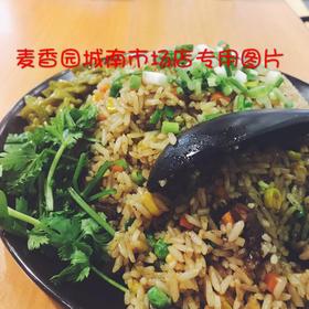 黑椒牛肉炒饭