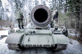 【元旦跨年】俄罗斯战斗民族的坦克之旅