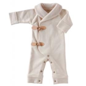 【起毛哈衣】有机棉里起毛婴儿哈衣礼盒