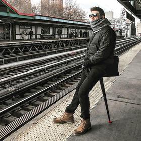 【排队神器丨新版更安全防滑】丹麦Sitpack随身折叠凳pro2.0版户外地铁便携式座椅折叠凳子小 现货包邮