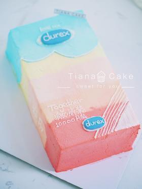 杜蕾斯蛋糕 情趣蛋糕定做