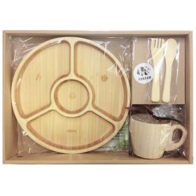 【VALANCER】餐盘套装礼盒 日本安心婴儿餐具