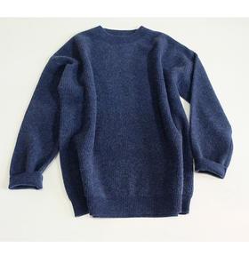 羊绒100% - 女圆领套头衫/中厚款 L302