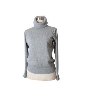 羊绒100% - 女堆堆领套头衫 L301