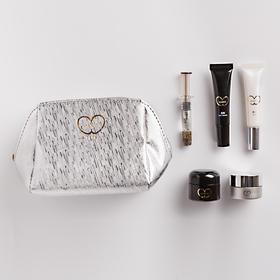 不二田居 旅行化妆包 内含5款试用装