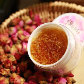 禅意纯素护肤 爆款植物护肤 玫瑰鲜花瓣冻膜