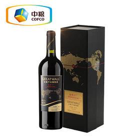 长城葡萄酒北纬37度高级精选级解百纳单支装