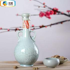 绍兴黄酒原酿9年500ml*2 手工冬酿糯米花雕酒