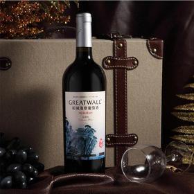 烟台长城海岸传奇干红葡萄酒 仙阁品丽珠
