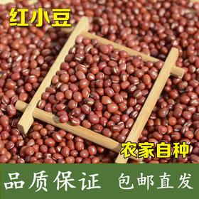 【美货】红豆 农家自产 红小豆 新货红豆杂粮 红豆薏米粥组合250g非赤小豆