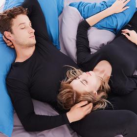【情侣款】日本黑科技唐辛子高科技发热技术 深睡眠快速修复 自发热唤醒内衣