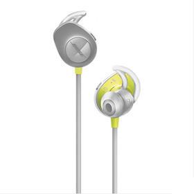 Bose SoundSport 无线耳机-柠檬黄 耳塞式蓝牙耳麦