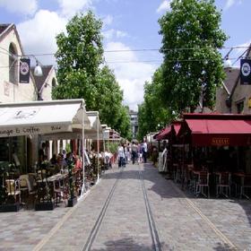 巴黎贝西村酒窖品酒活动