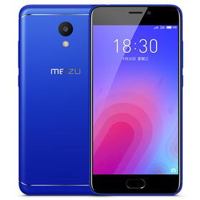 魅族魅蓝6 3GB+32GB 4G智能手机  5.2英寸屏 正面指纹识别 八核处理器