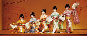 京都祇园角弥荣会馆日本传统艺能公演门票