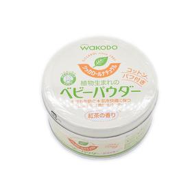 【日本原装】和光堂  爽身粉纯植物 茶香