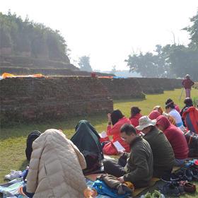 11月11日(余款)印度尼泊尔15天 蝉友圈佛旅网全景佛陀应迹朝圣