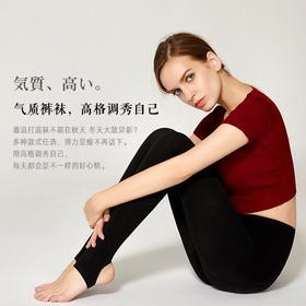 微压瘦腿 修身显瘦 连袜/踩脚袜  适合南方的深秋   YW9507 / YC9507