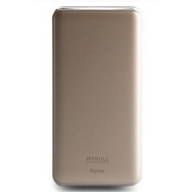 lepow乐泡美牛 20000 毫安三U输出聚合物移动电源充电宝手机通用 白色 20000毫安