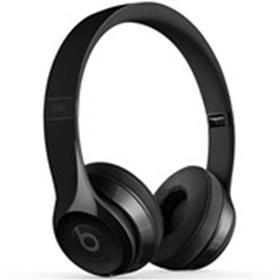 Beats Solo3 Wireless 头戴式无线立体声蓝牙音乐耳机降噪HiFi带麦 炫黑色